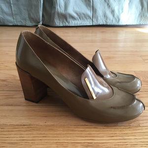 Chloe loafer pumps